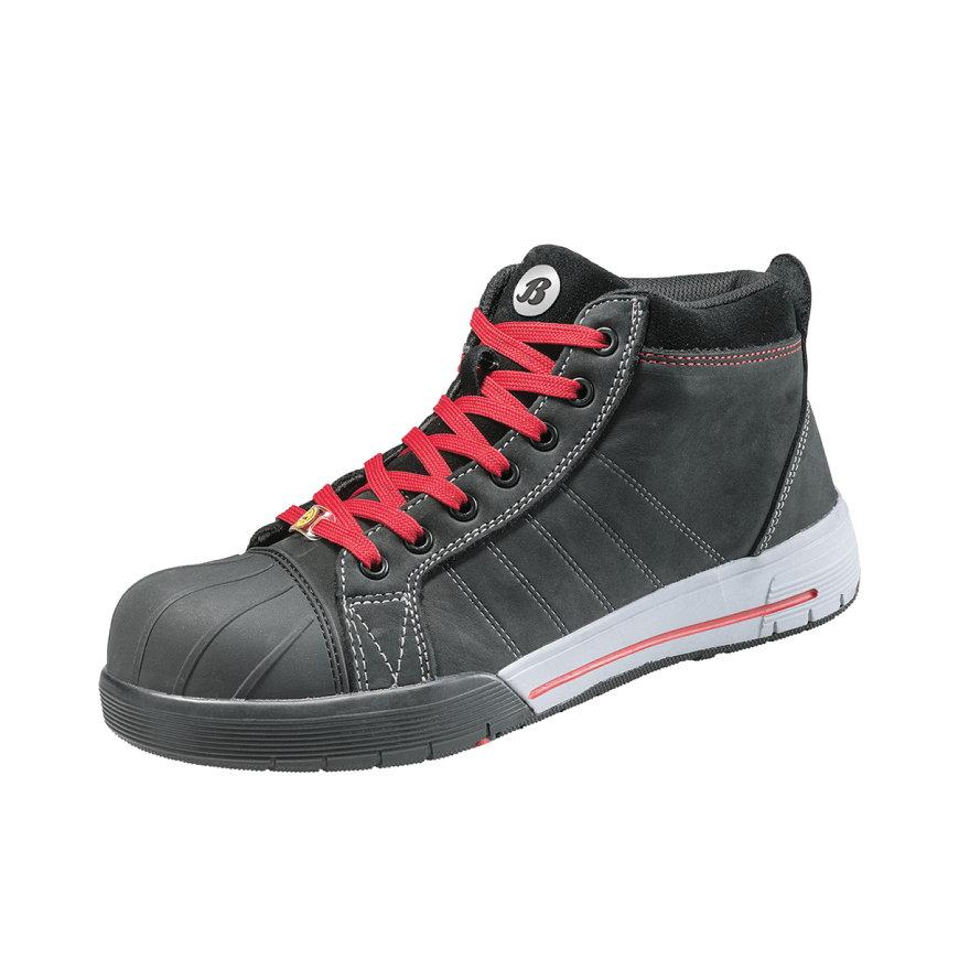 Bata veiligheidsschoenen hoog, type Bickz sneaker 733, S3, ESD, maat 36, W  default 870x870