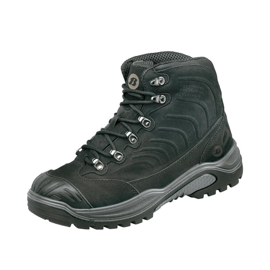 Bata veiligheidsschoenen, hoog, type Traxx 204, zwart, S3, maat 44, W