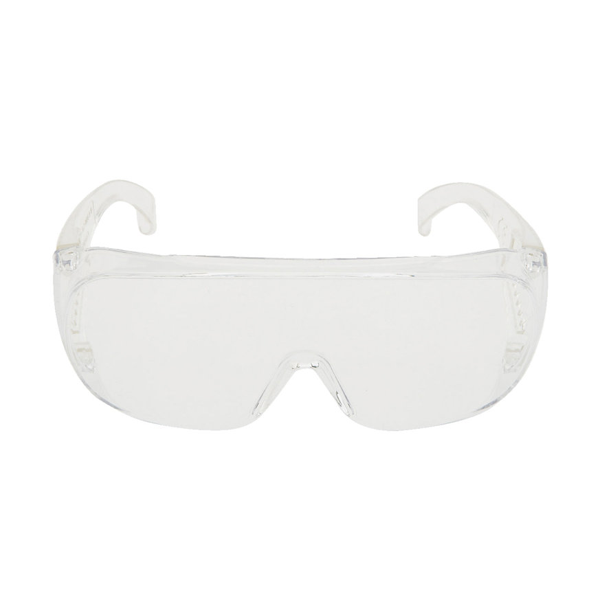 3M overzetbril, type Visitor, helder polycarbonaat lens  default 870x870