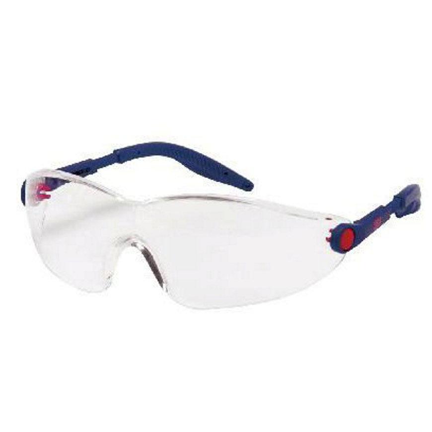 3M Comfort veiligheidsbril, serie 2740, type 2740, helder polycarbonaat lens