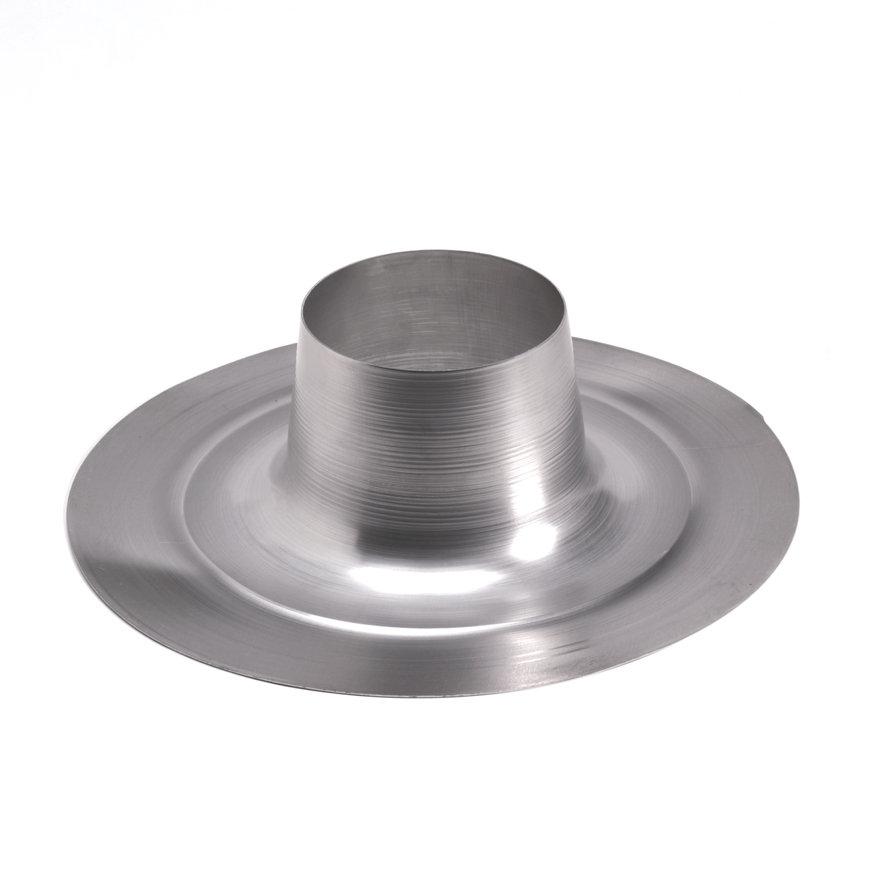 Aluminium plakplaat voor gesloten toestellen, Rolux 4G & 5G, Ø = 130 mm  default 870x870